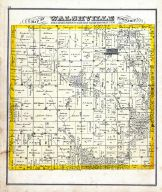Walshville Township, Montgomery County 1874