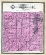 Hillsboro Township, Hillcrest, Taylor Spring, Frametown, Montgomery County 1912