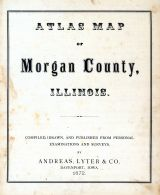 Title Page, Morgan County 1872