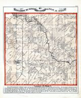 Township 16 N Range 11 W., Concord, Indian Creek, Morgan County 1872
