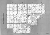 Index Map, Moultrie County 1990