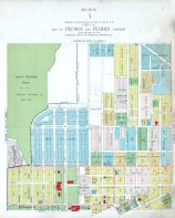 Peoria City and Peoria Township - Section 5, Peoria - Averyville - Bartonville - Richwoods 1920