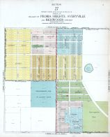 Peoria Heights, Averyville and Richwoods Township- Section 27, Peoria - Averyville - Bartonville - Richwoods 1920