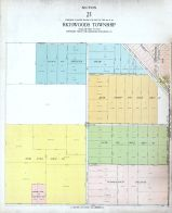 Richwoods Township - Section 21, Peoria - Averyville - Bartonville - Richwoods 1920
