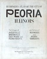 Title Page, Peoria - Averyville - Bartonville - Richwoods 1920