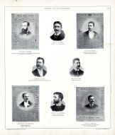 Bernard Cremer, Chas. P. Keyser, Louis PH. Wolf, George a. Kutz, Willis Evans, Hermann Goldberger, Thomas R. Weddell, John N. Garver