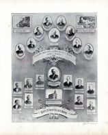 Board of Trustees fo the Pleasure Drive Way and Park District of Peoria, South Peroria Village Board, Peoria City and County 1896