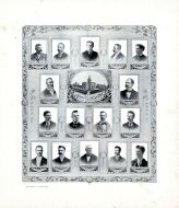 County Officers, Peoria City and County 1896