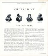 Schipper and Block, Peoria City and County 1896