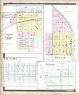 Glasford, Dunlap, Lancaster, Jubilee, Peoria City and County 1896