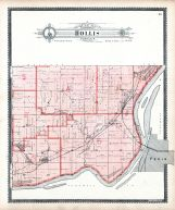 Hollis Township, Peoria City and County 1896