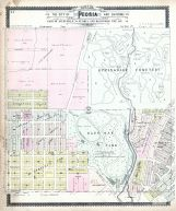 Peoria, Averyville, Richwoods Township, Peoria City and County 1896