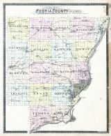 Peoria County, Peoria City and County 1896