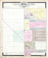 Peoria Sections 32, Peoria City and County 1896