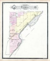 Peoria Township, Peoria City and County 1896