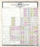 Peoria and South Peoria, Peoria City and County 1896