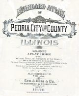 Peoria City and County 1896