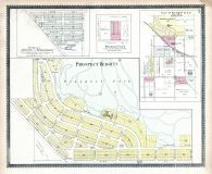Wiesehan Place, Prospect Heights, Peoria City and County 1896