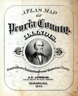 Title Page, Peoria County 1873