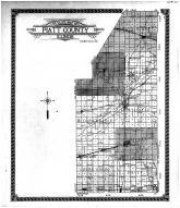County Map, Piatt County 1910