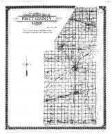 Piatt County School District Map, Piatt County 1910