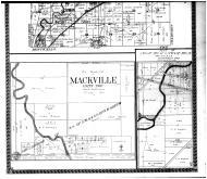 Sangamon Township, Mackville - Below, Piatt County 1910