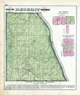 Detroit Township, El Dara, Martinsburgh, Pike County 1872