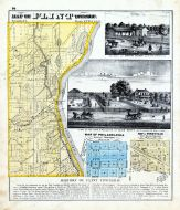 Flint Township, Philadelphia, Pineville, Pike County 1872