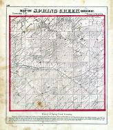 Spring Creek Township, Pike County 1872
