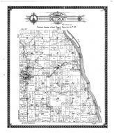 Detroit Township, Pike County 1912 Microfilm