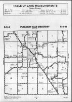 Pleasant Vale T5S-R6W, Pike County 1990 Published by Farm and Home Publishers, LTD