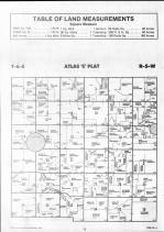 Atlas T6S-R5W, Pike County 1990 Published by Farm and Home Publishers, LTD