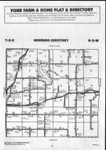 Newburg T5S-R3W, Pike County 1990 Published by Farm and Home Publishers, LTD