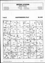 Martinsburg T6S-R4W, Pike County 1990 Published by Farm and Home Publishers, LTD
