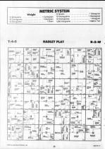 Hadley T4S-R5W, Pike County 1990 Published by Farm and Home Publishers, LTD