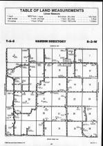 Hardin T6S-R3W, Pike County 1990 Published by Farm and Home Publishers, LTD