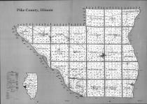 Index Map, Pike County 1993 Published by Farm and Home Publishers, LTD