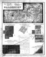 Salisbury Township, Sherman, Jamestown or Howlet, Sangamon County 1874