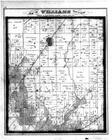 Williams Township, Williamsville, Sangamon County 1874