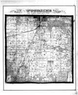 Woodside Township, Sangamon County 1874