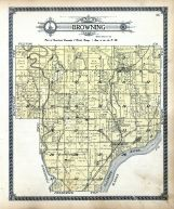 Browning Township, Schuyler County 1913