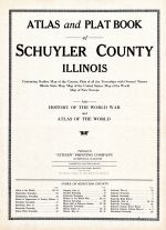 Title Page, Schuyler County 1920
