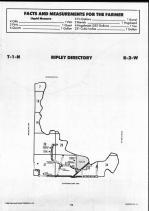Brown County Map 003, Schuyler and Brown Counties 1990