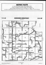 Brown County Map 009, Schuyler and Brown Counties 1990