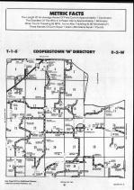 Brown County Map 015, Schuyler and Brown Counties 1990