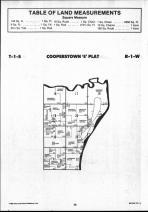 Brown County Map 018, Schuyler and Brown Counties 1990