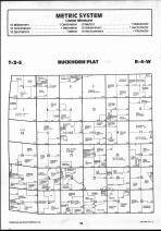 Brown County Map 020, Schuyler and Brown Counties 1990