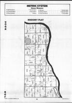 Schuyler County Map 015, Schuyler and Brown Counties 1990