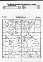 Schuyler County Map 019, Schuyler and Brown Counties 1990