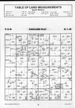Schuyler County Map 021, Schuyler and Brown Counties 1990